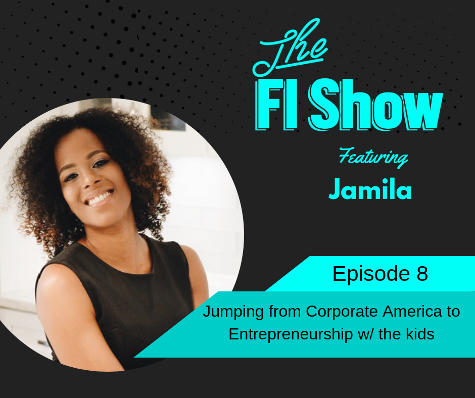 Taking the Entrepreneurial Leap | Jamila Souffrant from Journey to Launch