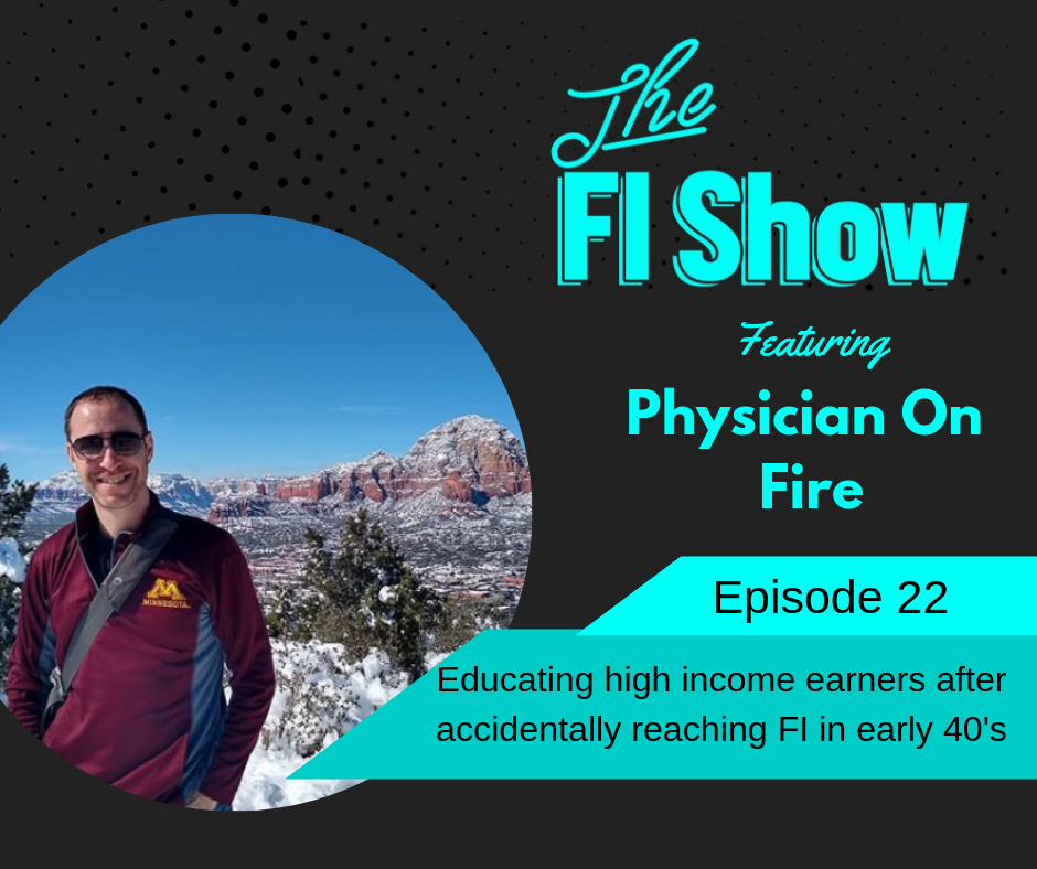 From Full-Time Anesthesiologist to Charitable Entrepreneur | Physician on FIRE