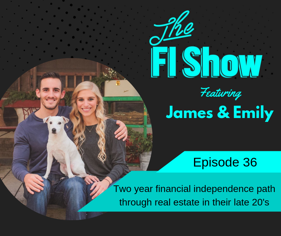 From Zero to FI in Less Than 2 Years | James and Emily from Rethink the Rat Race