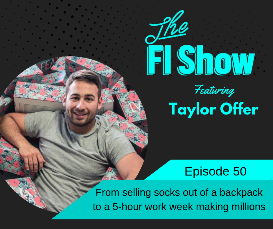 Entrepreneurship Unveiled | Taylor Offer from FEAT Socks
